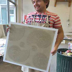 MARBLING AND STENCILING WITH POLISHED PLASTER1